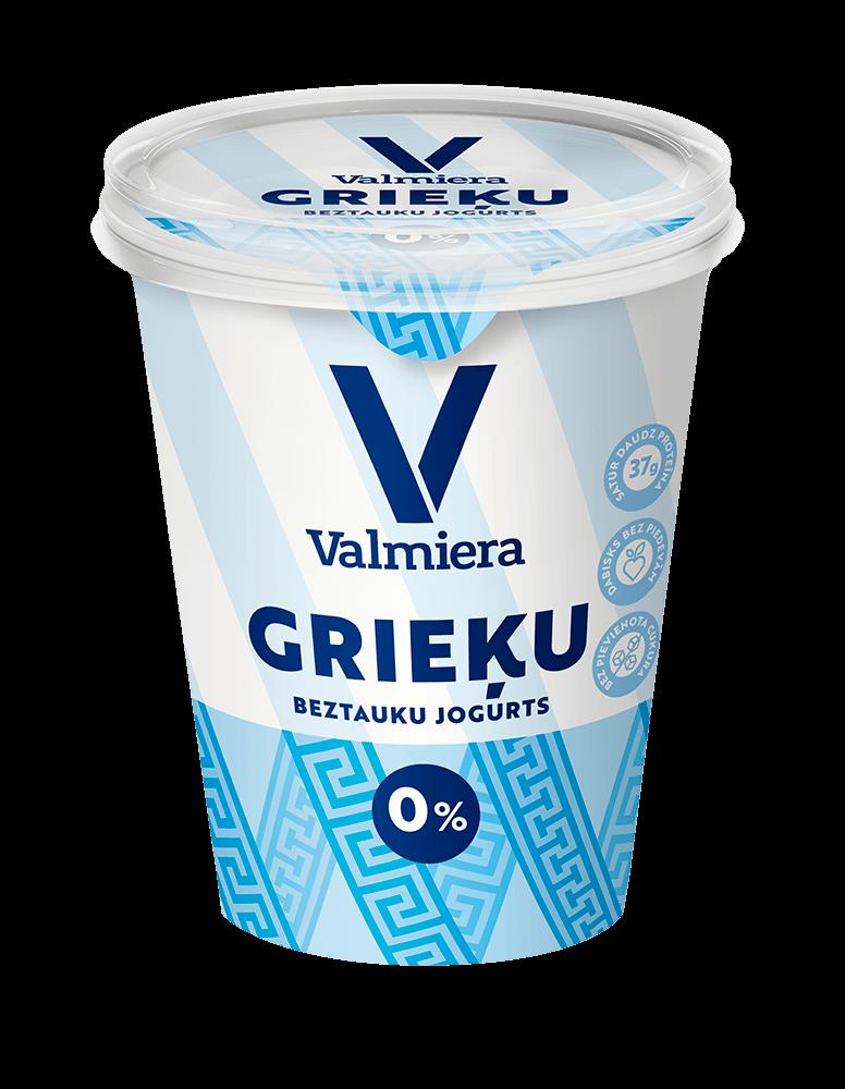 Grieķu jogurts 0%, 370g