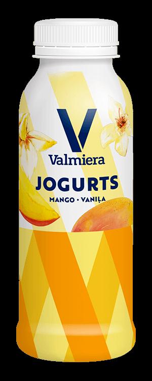 Dzeramais jogurts mango – vaniļa, 290g